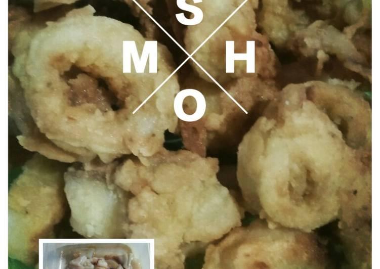 Resep Calamari Sederhana 25