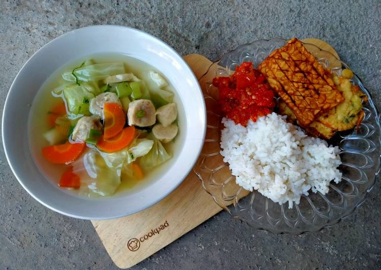 Resep Sayur Sup