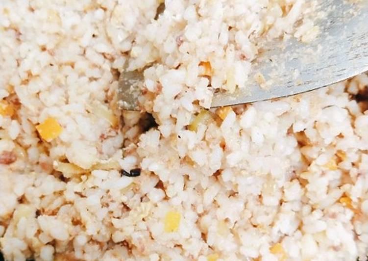 Resep Nasi goreng kornet