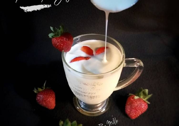 Resep 1Plain Homemade Yogurt