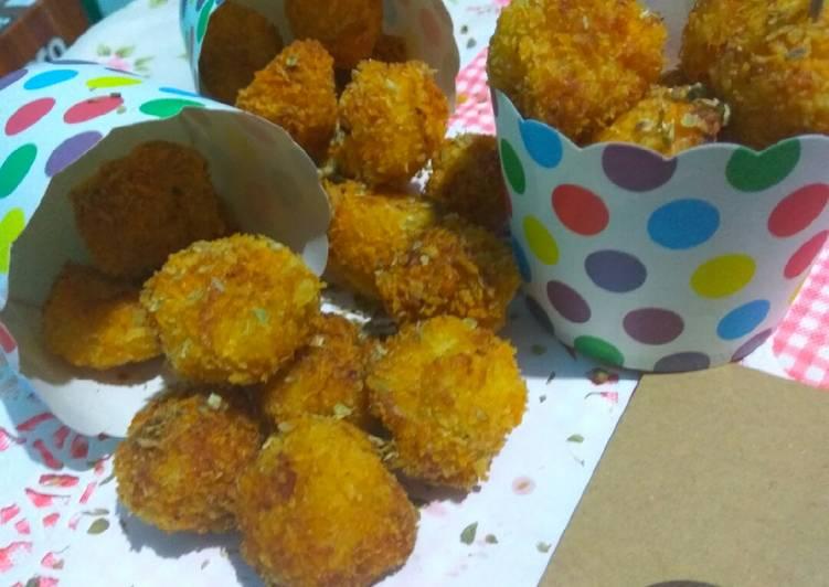 Resep Potato Pom Pom Keju