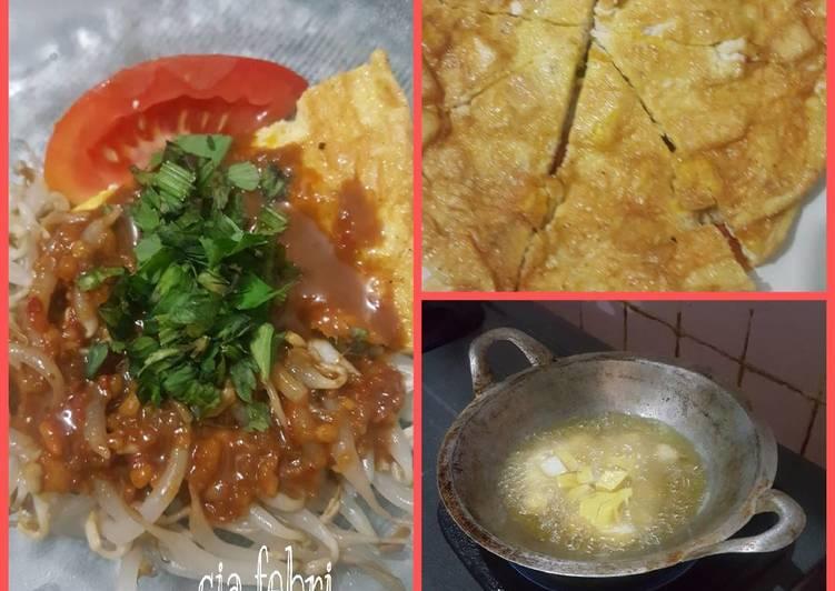 Resep Tahu telur ala fe' #bandung_recookOchiRosi