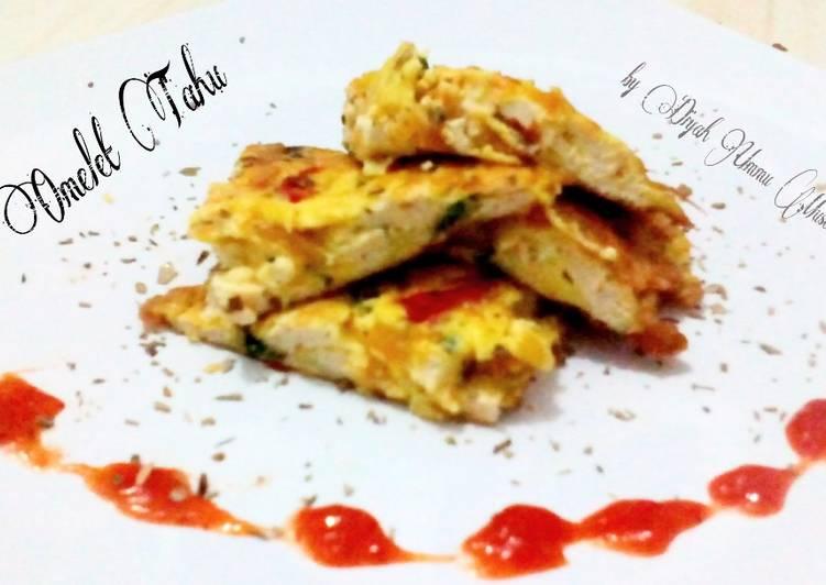 Resep Omelet Tahu