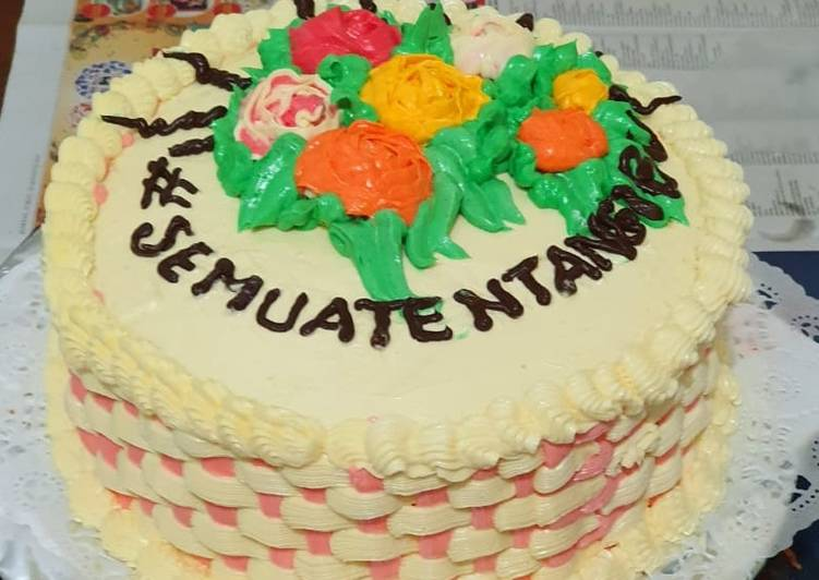 Resep Cake keranjang