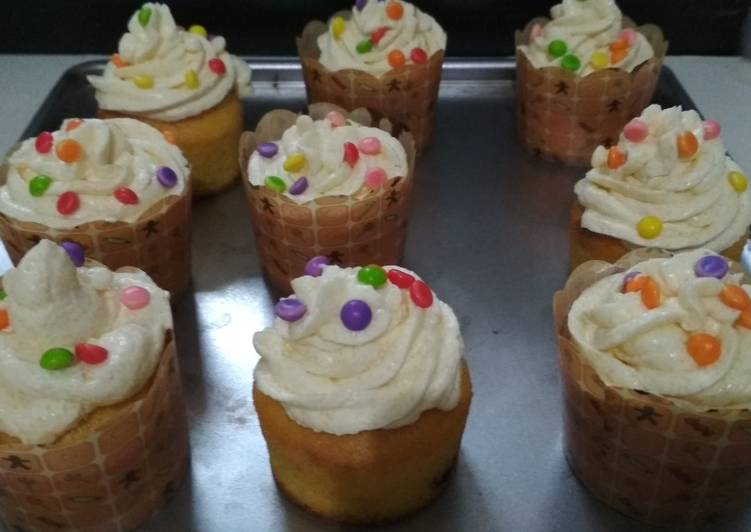 Resep Cream Cheese Frosting