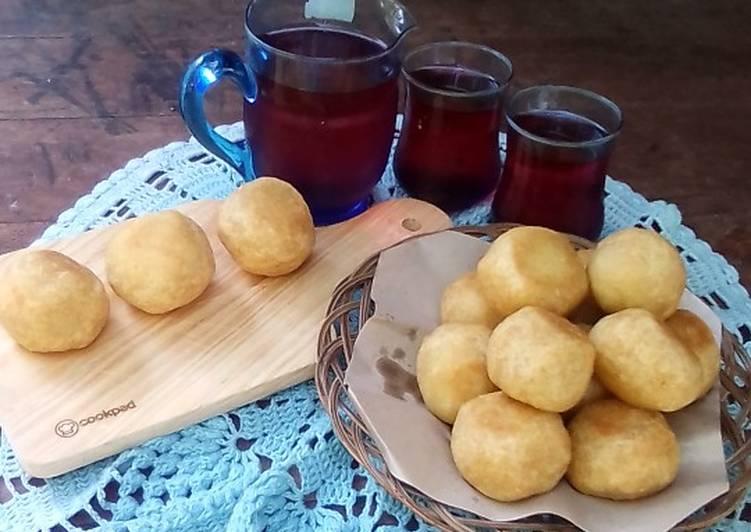 Resep Jemblem Jajanan Daerah Sidoarjo Jatim