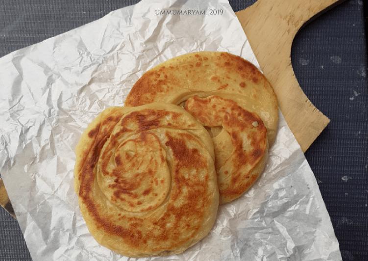 Resep Roti Maryam / Canai