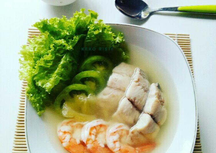 Resep Sop Ikan Batam    Super Simple