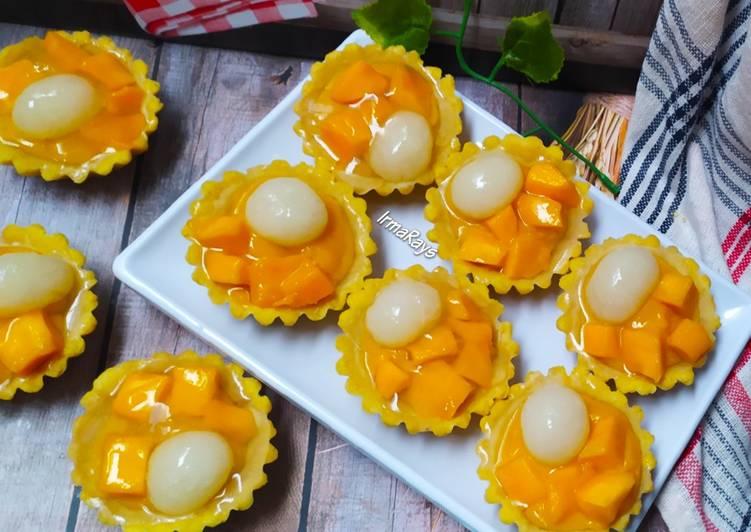 Resep Pie Mangga