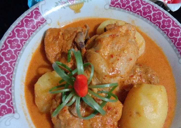 Resep Kalio Ayam