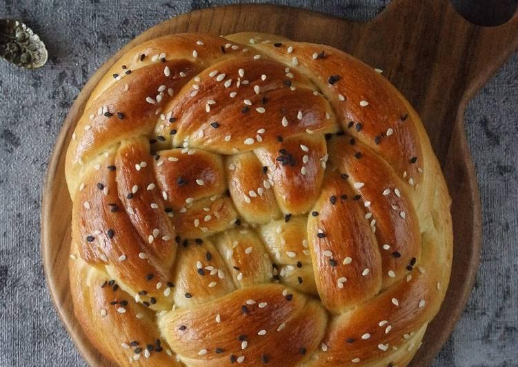 Resep Challah Bread
