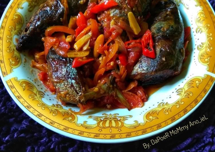 Resep Tongkol Goreng Sambal Tomat