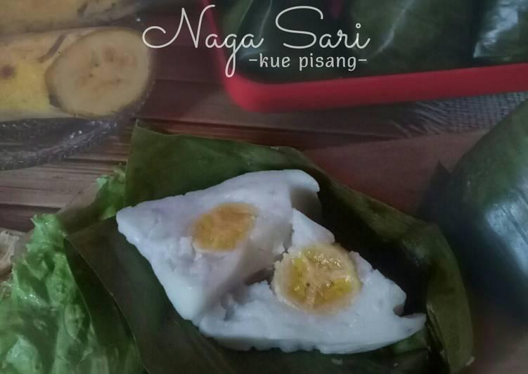 Resep Naga Sari - Kue Pisang