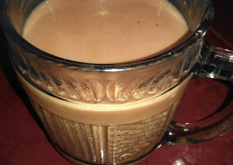 Resep Karak Tea / Chai Karak /