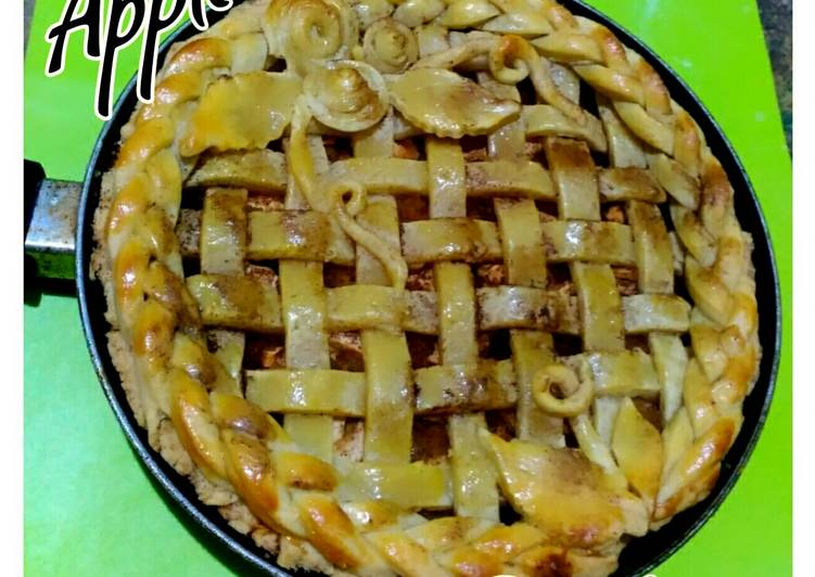 Resep Apple Pie