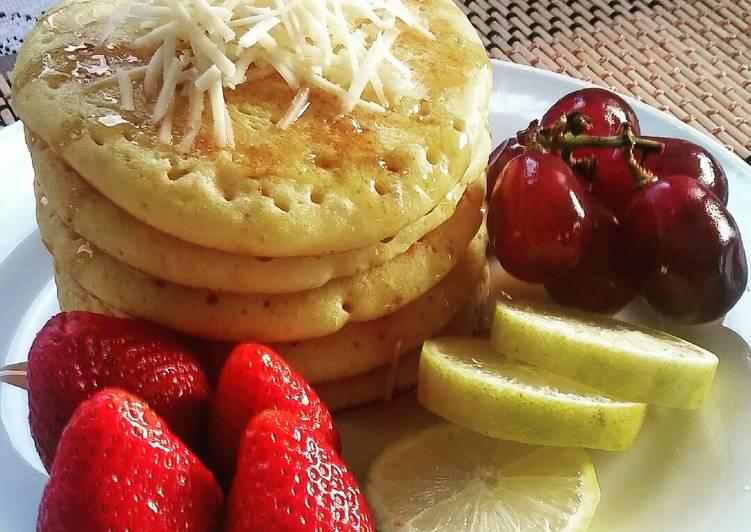 Resep Super Fluffy Pancake