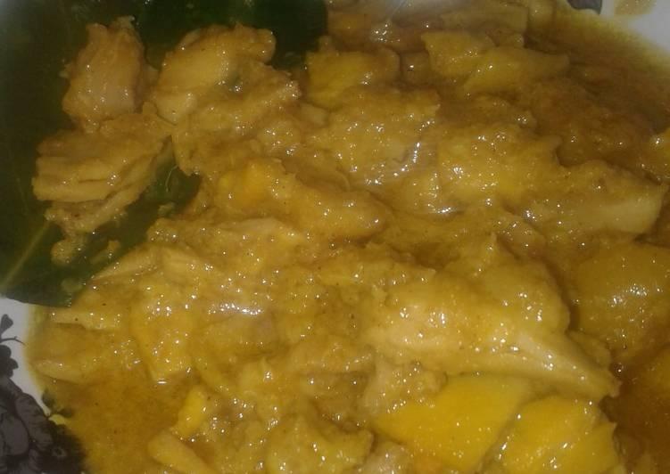 Resep Ayam Cincang Kecap