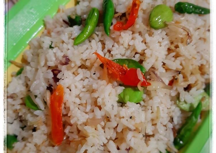 Resep Nasi Goreng Bumbu Liwet