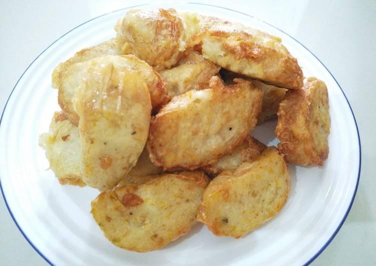 Resep Kue Lobak Bungkus kulit tahu