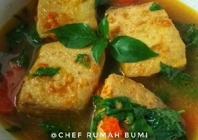 Resep Woku Ikan Makarel
