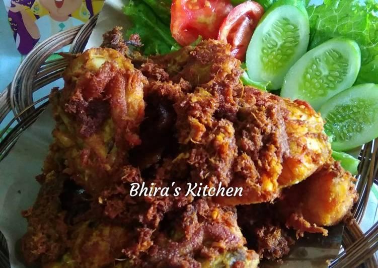 Resep Ayam Goreng Telur