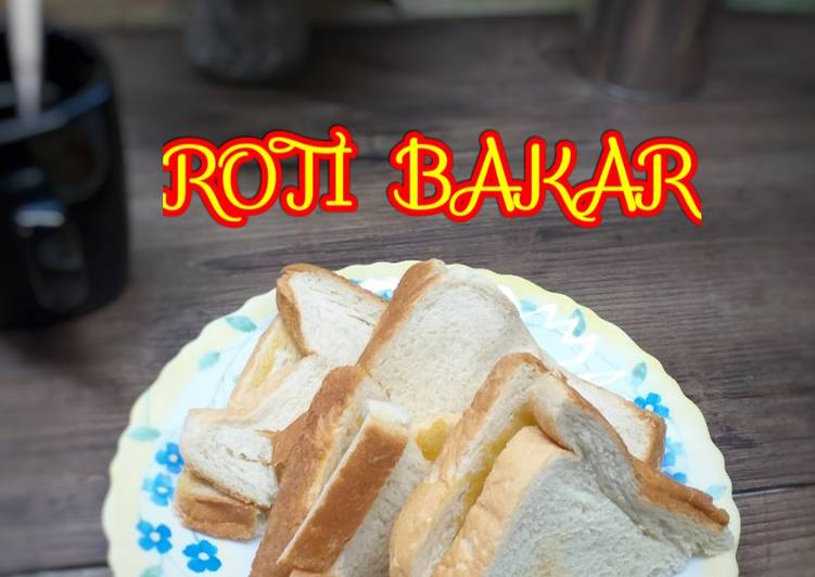 Resep 1ROTI BAKAR