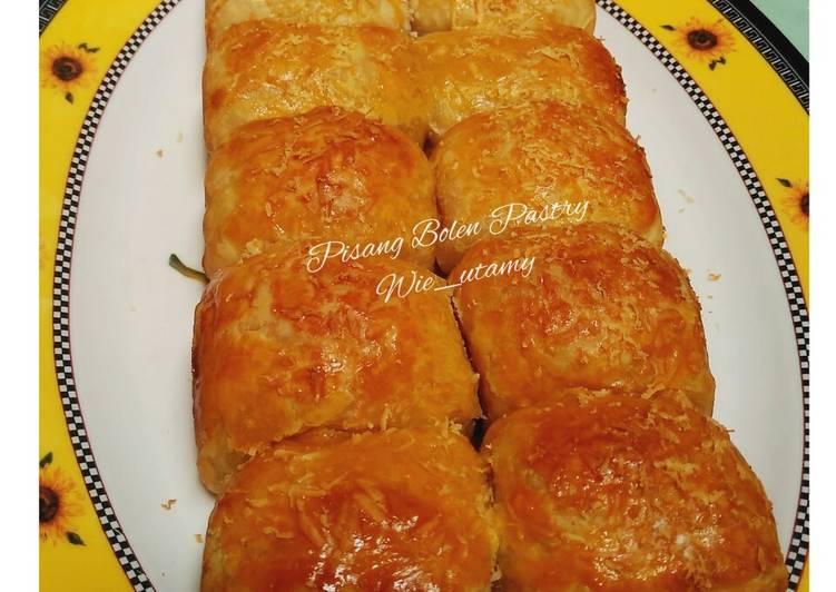 Resep Pisang Bolen Keju Pastry