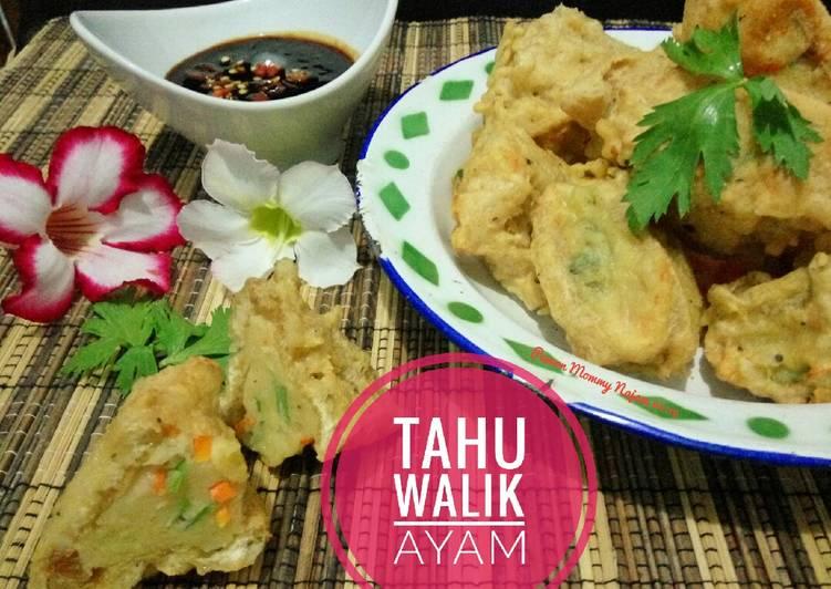 Resep Tahu Walik Ayam