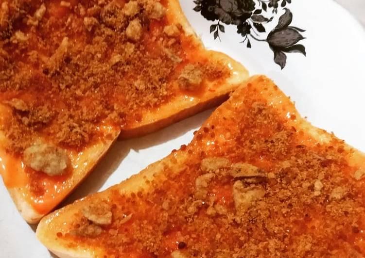 Resep Roti Abon Mayo