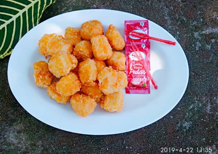 Resep Pom Pom Tahu