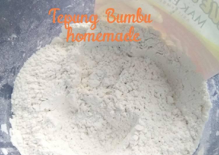 Resep Tepung Bumbu Serbaguna Homemade