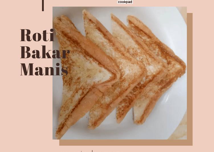 Resep Roti Bakar Manis