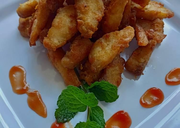 Resep Dori goreng minimalis