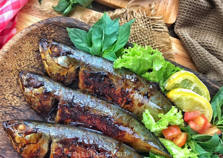 Resep Ikan Bakar Kecap Simple endesss