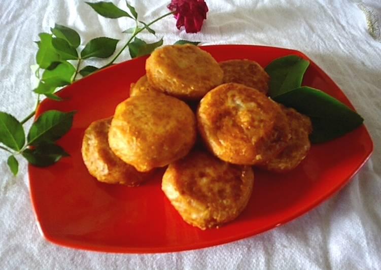 Resep Perkedel Roti Tawar Sosis