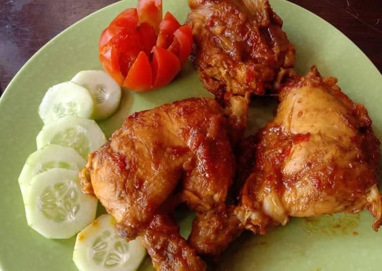 Resep Ayam Bakar Madu Wonogiri