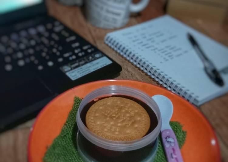 Resep Puding Coklat Regal
