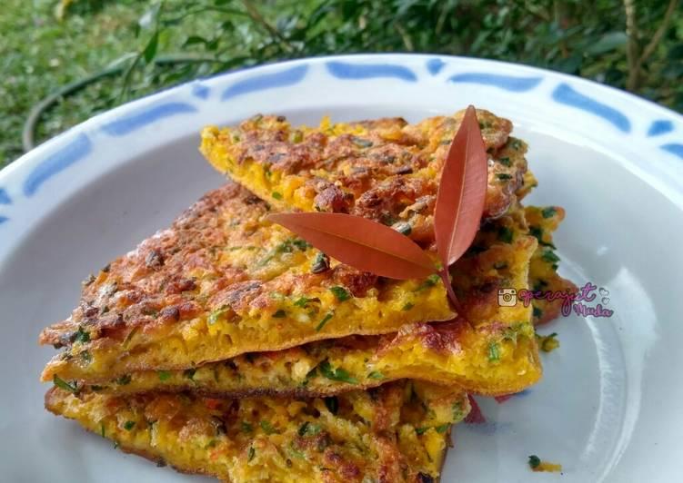 Resep Resep Telur Dadar khas Warteg/Warung Makan Padang