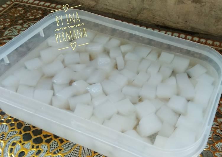 Resep Nata de coco kw