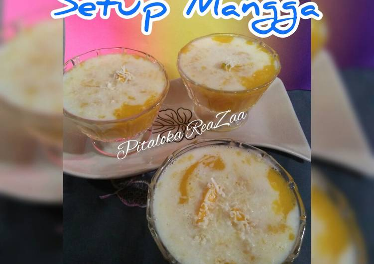Resep Setup Mangga