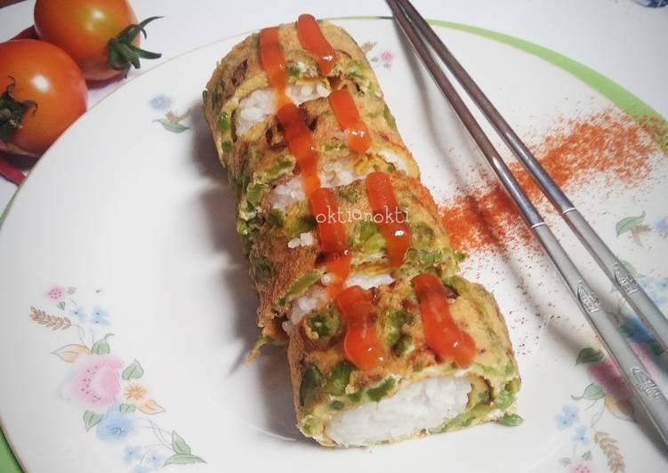 Resep Sushi pare pontianak