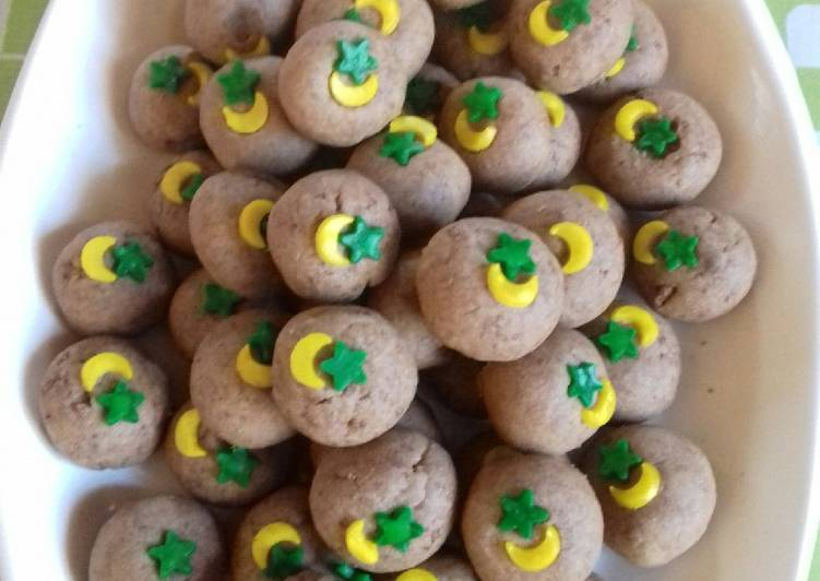 Resep Milo Cookies