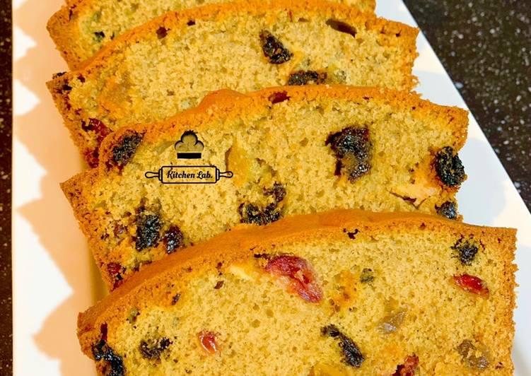 Resep Fruit Cake (Clasic Cake)