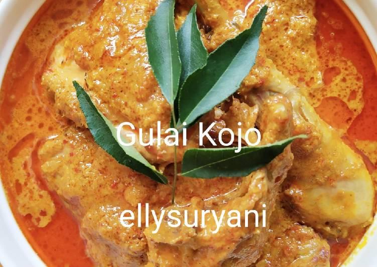 Resep Gulai Kojo Ayam Kampung Ala Sumsel