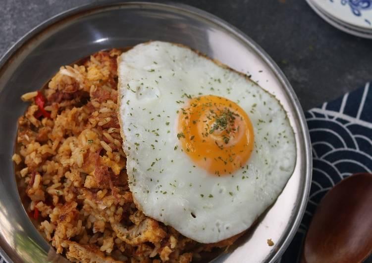 Resep Nasi Goreng Kecombrang