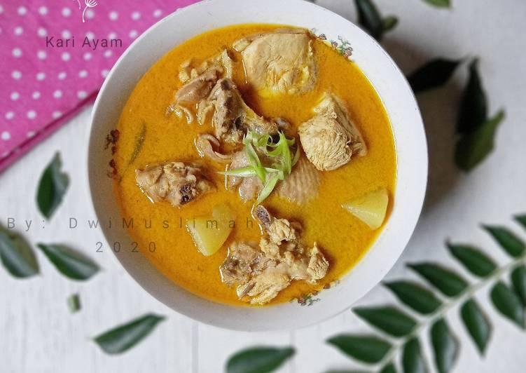 Resep Kari Ayam Bumbu Indofood