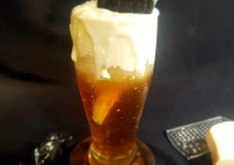 Resep Ice cheess tea