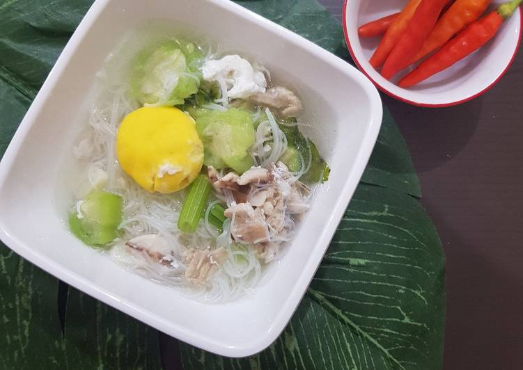 Resep Sop Oyong
