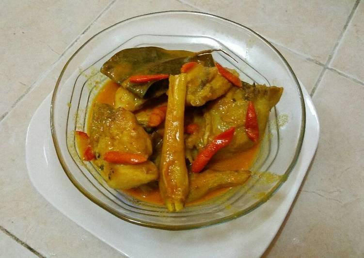 Resep Ayam Lodho