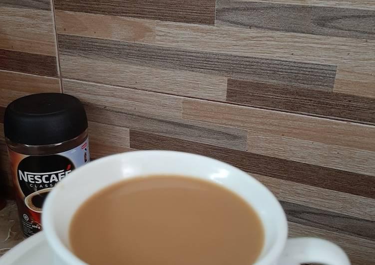 Resep Nescafe Casual Coffee